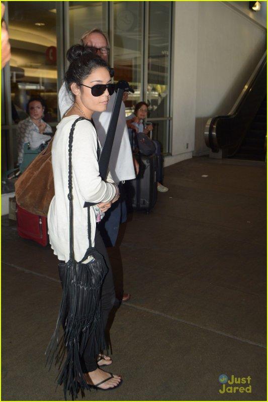 Vanessa et Austin de retour le 25/07/2012