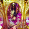 Nessa joue la princesse