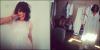 Photo posté par Vanessa sur son site officiel ,les photos date de la dernière fois ou elle a mis les pieds chez Milk