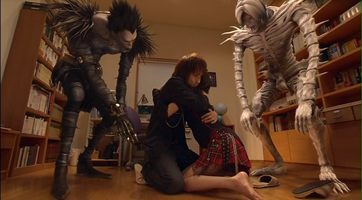 resume death note