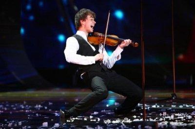 les clips des chansons d'Alexander Rybak