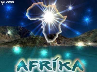Qùand tuu entend AfriiQuee Yaa : ...
