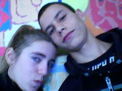Jimmy et Noèmie