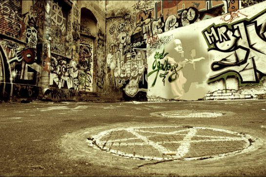 luzherne dans le ghetto