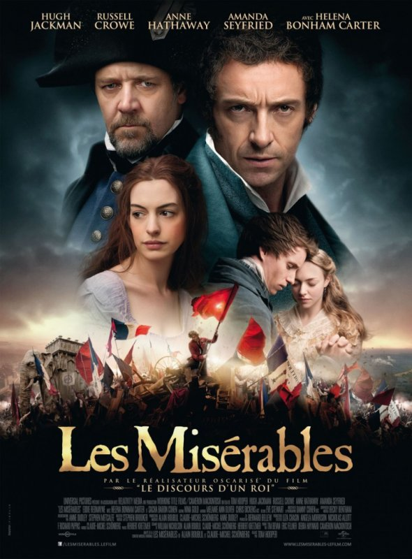 Le musical Les Misérables 2012