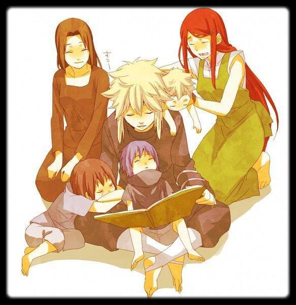 Chapitre VI ~ Naruto Plus Fort Que Jamais