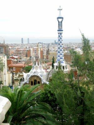 Paysages divers ( Orcières-Merlette - Antibes - Orcières-Merlette - Barcelone - Biarritz - Barcelone )