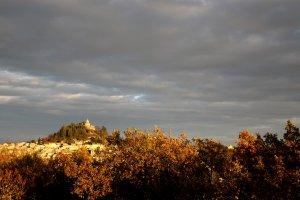 Paysages 1 ( Paris - Sainte Victoire - Provence - Angleterre - Sainte Victoire - Provence )