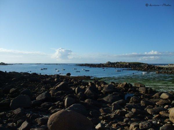 Bords de mer ( Bretagne - Espagne - Bretagne - Angleterre - Biarritz - Bretagne )