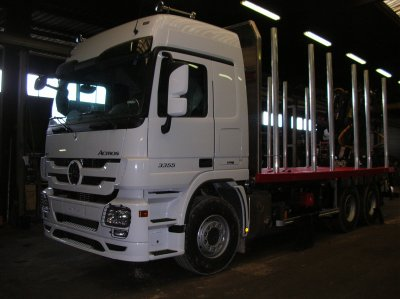 actros 3355