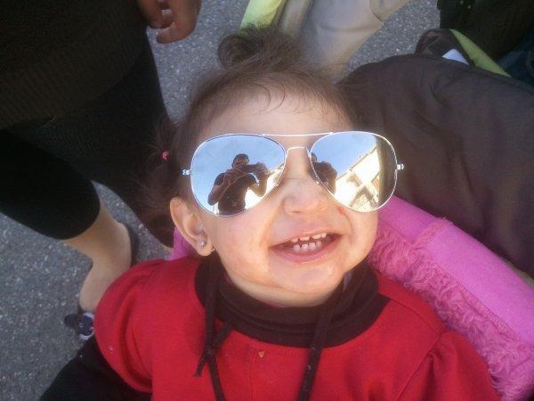 mi sobrina ke jaime elle et tro belle