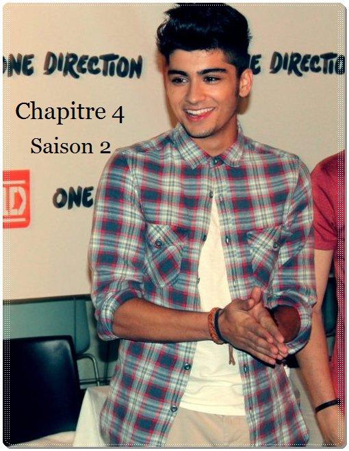 Chapitre 4,saison 2: