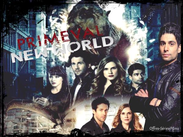 Primeval: New World ♥ Les Portes du temps : Un nouveau monde ♥
