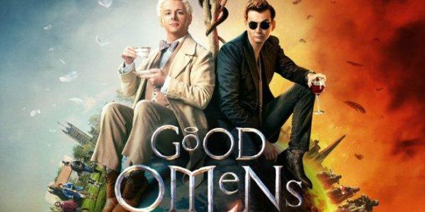 Good Omens ♥  Good Omens ♥