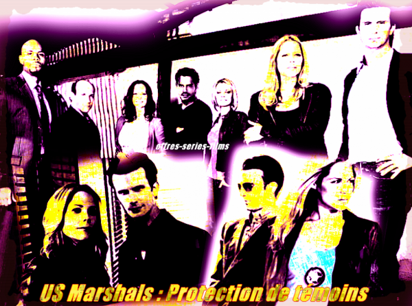 US Marshals : Protection de témoins ♥
