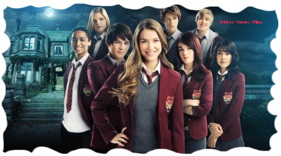 House Of Anubis ♥