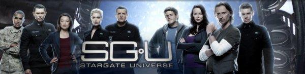 Stargate Universe ! ♥