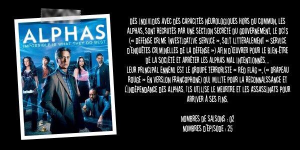 Alphas ♥ Alphas ♥