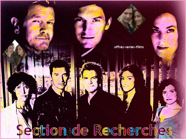 Section de Recherches ! ♥