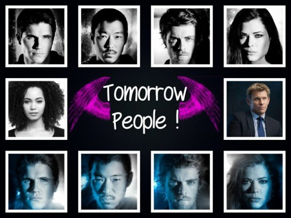 Tomorrow People ♥