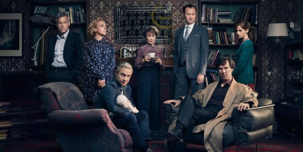 Sherlock ♥ Sherlock ♥