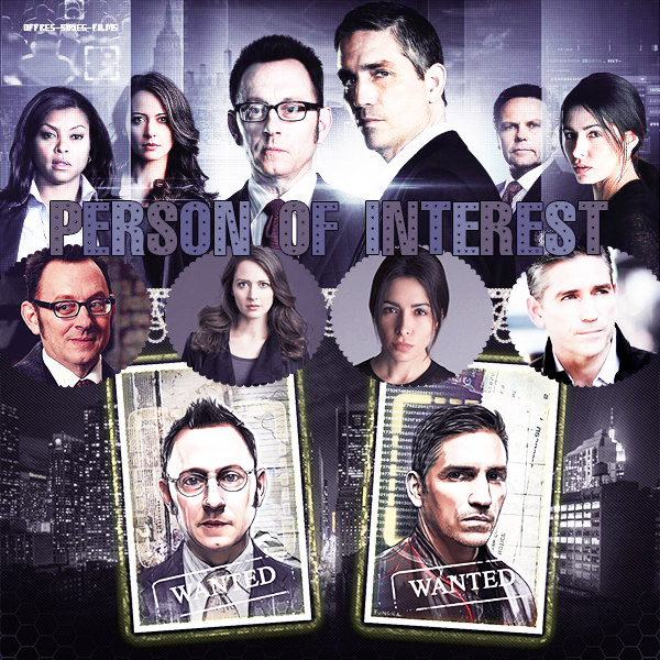 Person Of Interest ♥