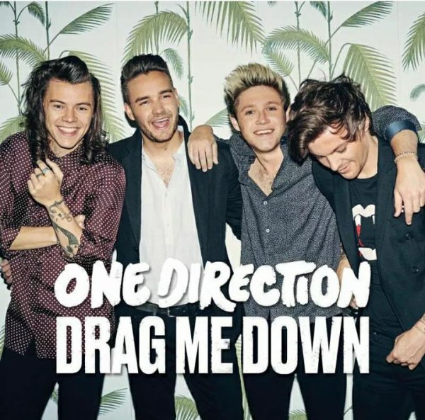 Affiche de Drag Me Down - One Direction