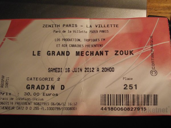 le grand mechant zouk