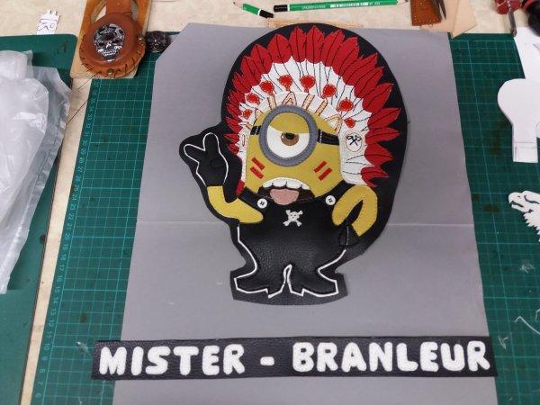 MISTER- BRANLEUR