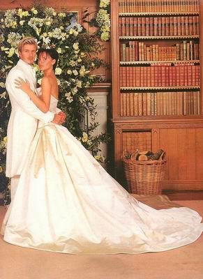Mariage Style Beckham BeckhamLe A La UMSVqpz