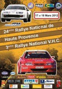 rallye 2012