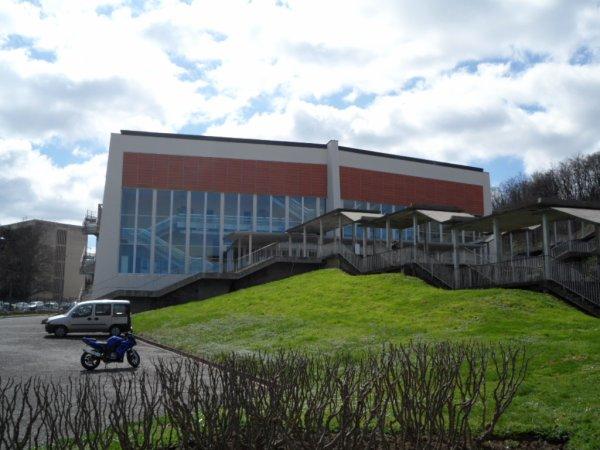 Un amphi type à Toulouse