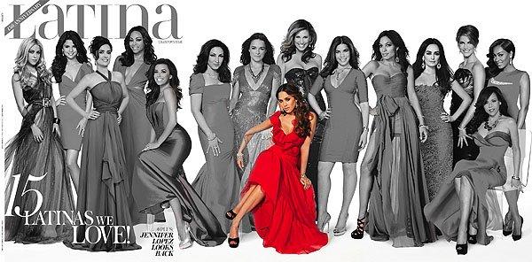 Latina Magazine fête son 15e anniversaire avec Jessica Alba et plus