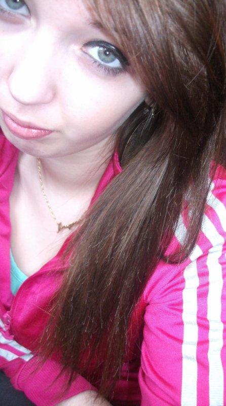 - Morgane , 15 ans , Francaise , Amoureuse , ♥ .