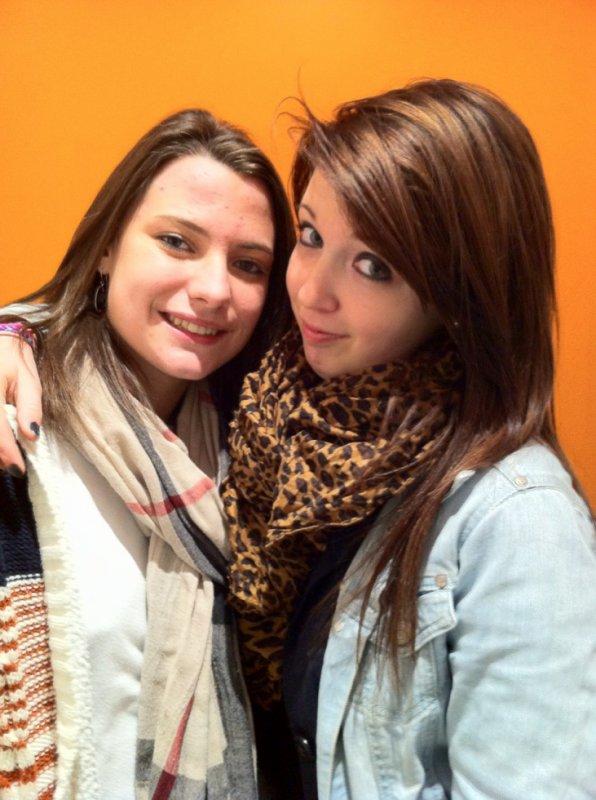 Justine & Morgane ♥   [ Une amitié éternelle ♥ ]