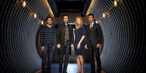 Ian Anthony Dale - CBS annule la série Salvation