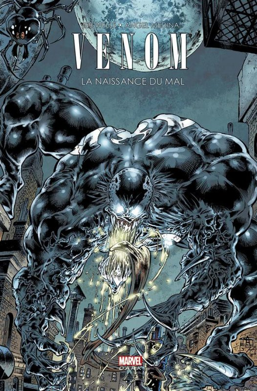 Venom la naissance du mal(Comics)