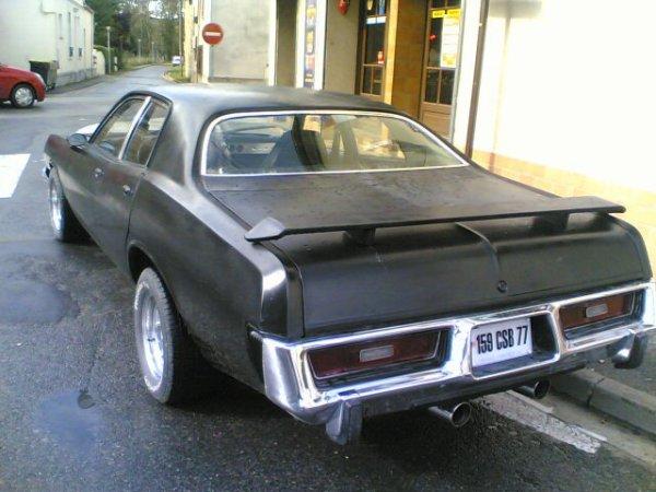 dodge coronet 1974 avec un 383 mopar