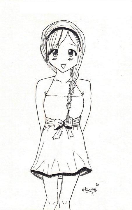 mon premier dessin sous tuto!  :D