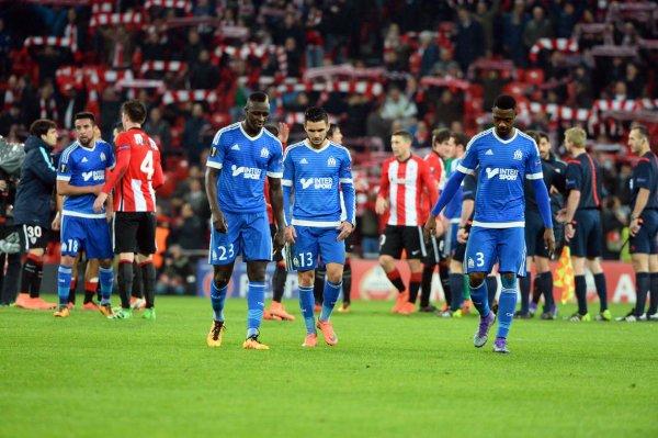 ATHLETIC BILBAO - OM, 16ème de finale retour de l'Europa League saison 2015-2016