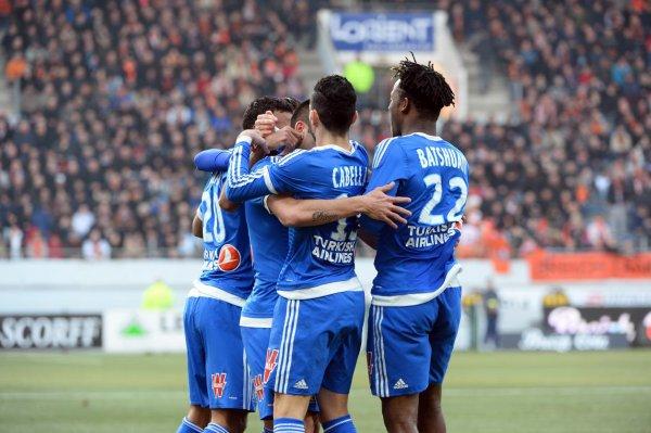 LORIENT - OM, 30ème journée de Ligue 1 saison 2015-2016
