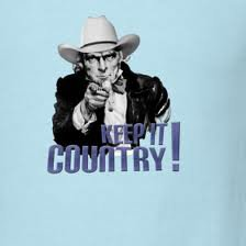 KEEP IT COUNTRY - GARDEZ LE PAYS !