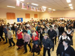 LA COUNTRY LINE DANCE - PASSION, PARTAGE, CONVIVIALITE