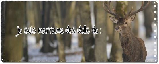 ♥JE SUIS MARRAINE DE ♥ :