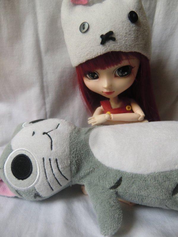 ♥ Petite photos de Lucie ♥