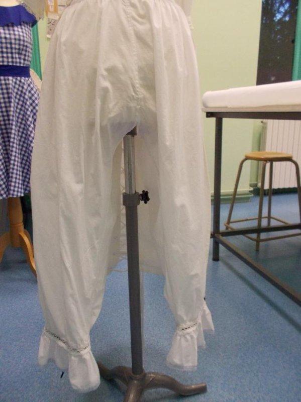La culotte du XIV