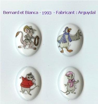 bernard&bianca