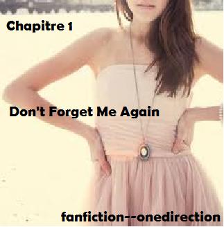 Chapitre 1 Don't Forget Me Again - L'impatience