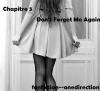 Chapitre 3 Don't Forget Me Again - La soirée