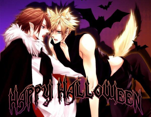 Happy Halloween a Touts le Mondes